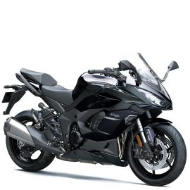 Мотоцикл KAWASAKI NINJA 1000SX - Metallic Carbon Gray/Metallic Diablo Black '2021