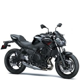 Мотоцикл KAWASAKI Z650 - Metallic Spark Black/Metallic Flat Spark Black '2021