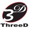 Three D
