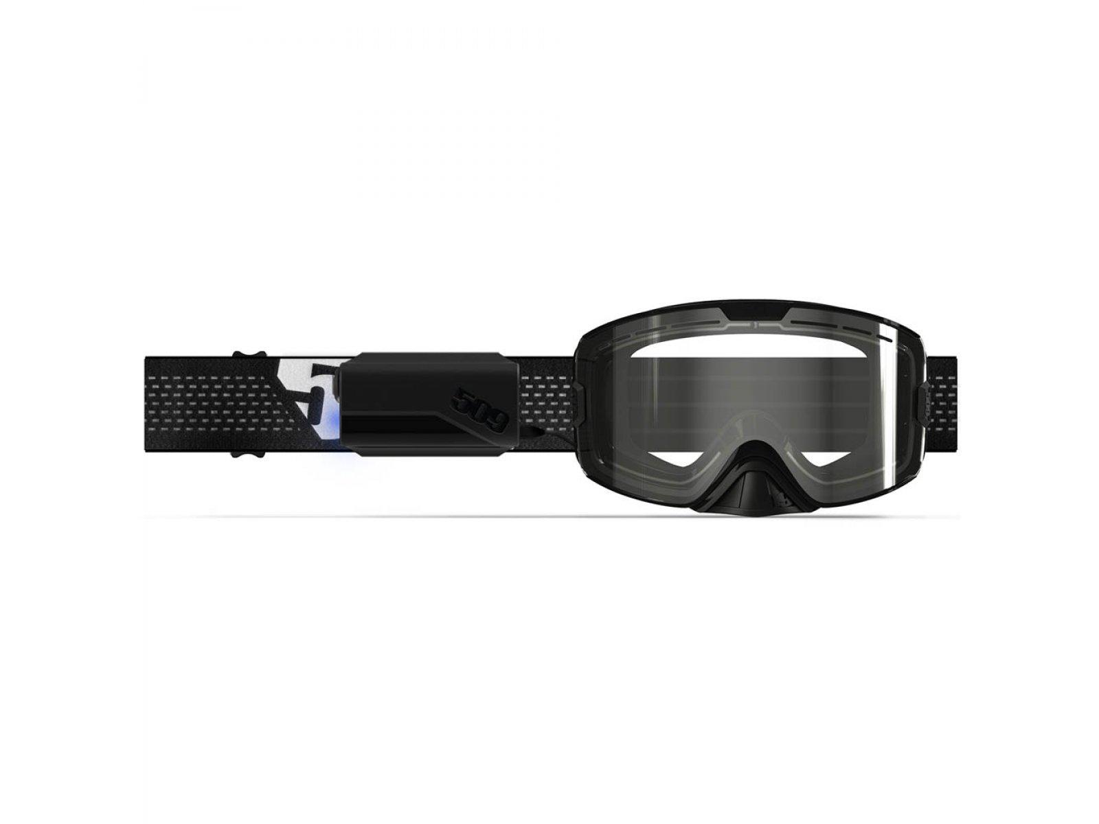 Очки снегоходные с подогревом 509 KINGPIN IGNITE Nightvision