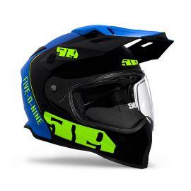 Шлем для снегохода 509 DELTA R3 2.0 FIDLOCK Hi-Vis Blue