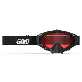 Очки снегоходные 509 SINISTER X5 Black with Rose