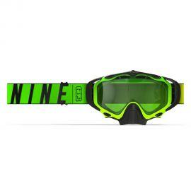 Очки снегоходные 509 SINISTER X5 Hi-Vis Lime