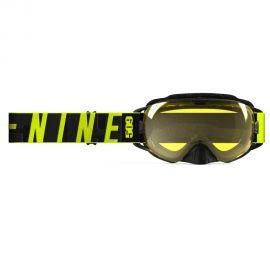 Очки снегоходные 509 REVOLVER XL Hi-Vis Black