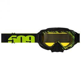 Очки снегоходные 509 SINISTER X5 Hi-Vis Black