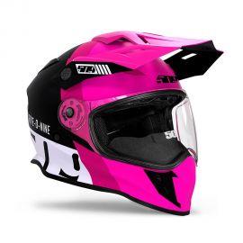 Шлем для снегохода 509 DELTA R3 2.0 FIDLOCK Pink