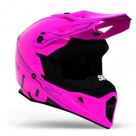 Шлем для снегохода 509 TACTICAL Pink OPS