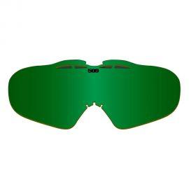 Линза 509 SINISTER Green Mirror