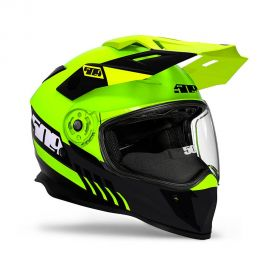 Шлем для снегохода 509 DELTA R3 2.0 FIDLOCK Hi-Vis
