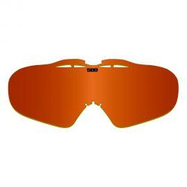 Линза 509 SINISTER Orange Mirror/Yellow