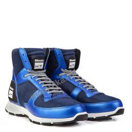 Мотокроссовки Blauer H.T. Sneaker HT01 Blue
