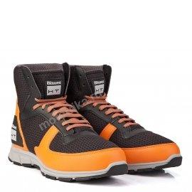 Мотокроссовки Blauer H.T. Sneaker HT01 Orange