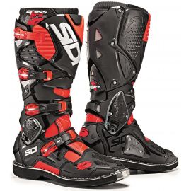 Мотоботы Sidi Crossfire 3 Red Fluo/Black