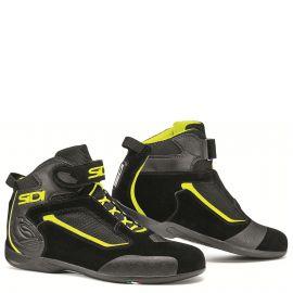 Мотокроссовки Sidi Gas Black Yellow