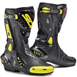 Мотоботы Sidi ST Black/Yellow Fluo