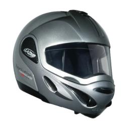 Шлем для снегохода LAZER REVOLUTION (с маской) Steel Grey