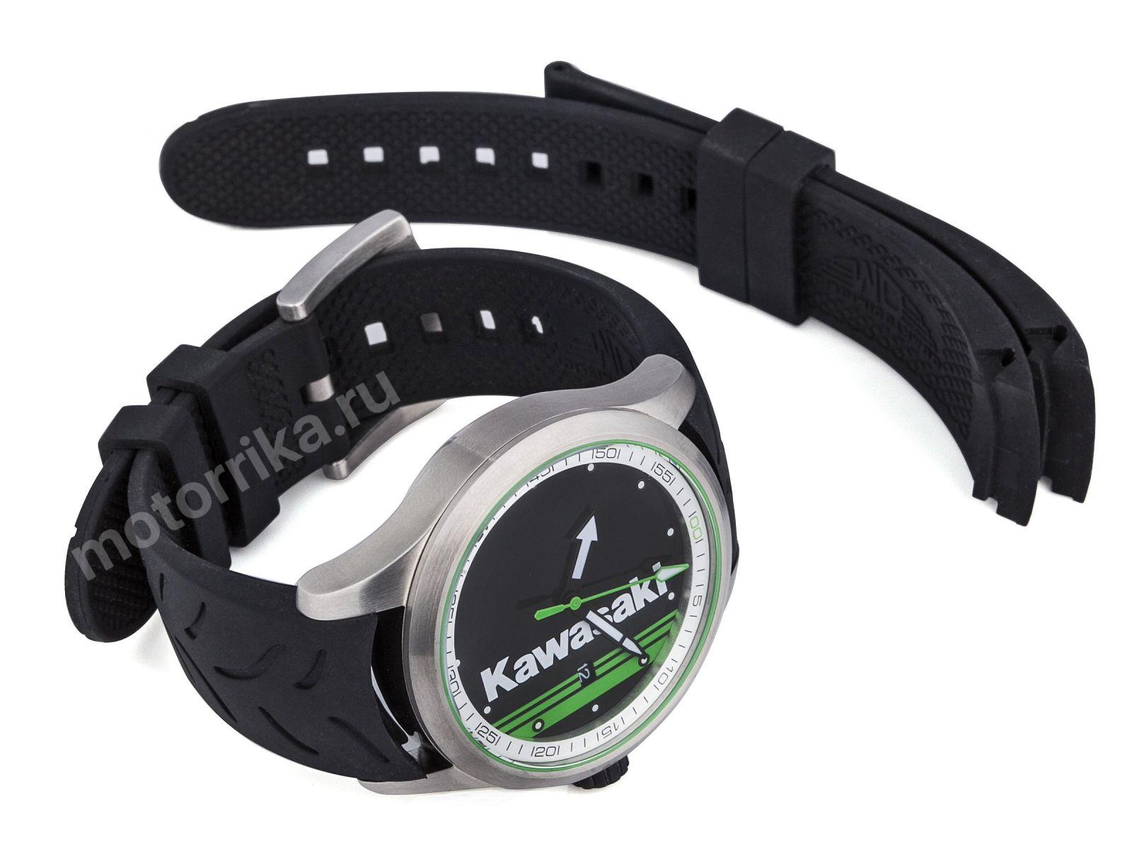 Часы Kawasaki Watch Rubber