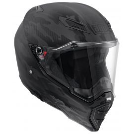 Мотошлем AGV AX-8 Naked Multi Fury Carbon