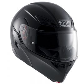 Мотошлем AGV Compact ST Solid Black