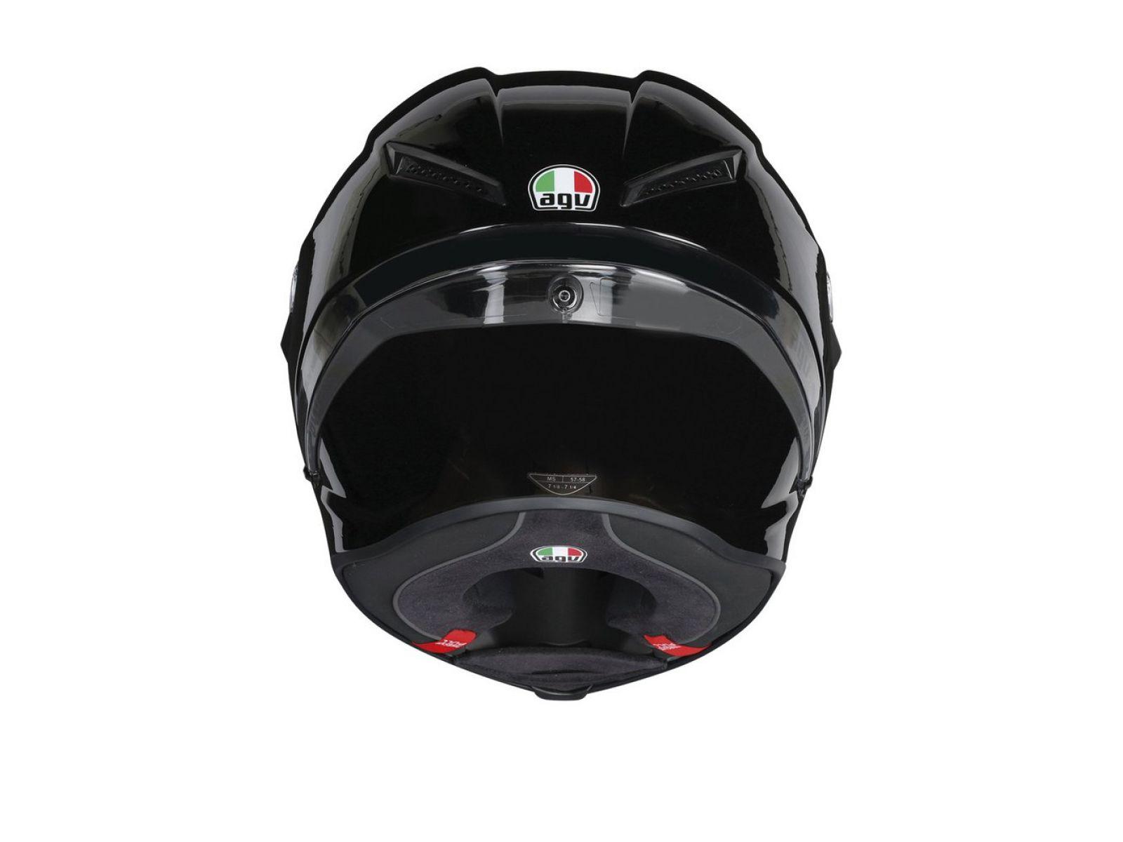 Мотошлем AGV Corsa R Black