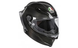 Мотошлем AGV Pista GP R Glossy Carbon
