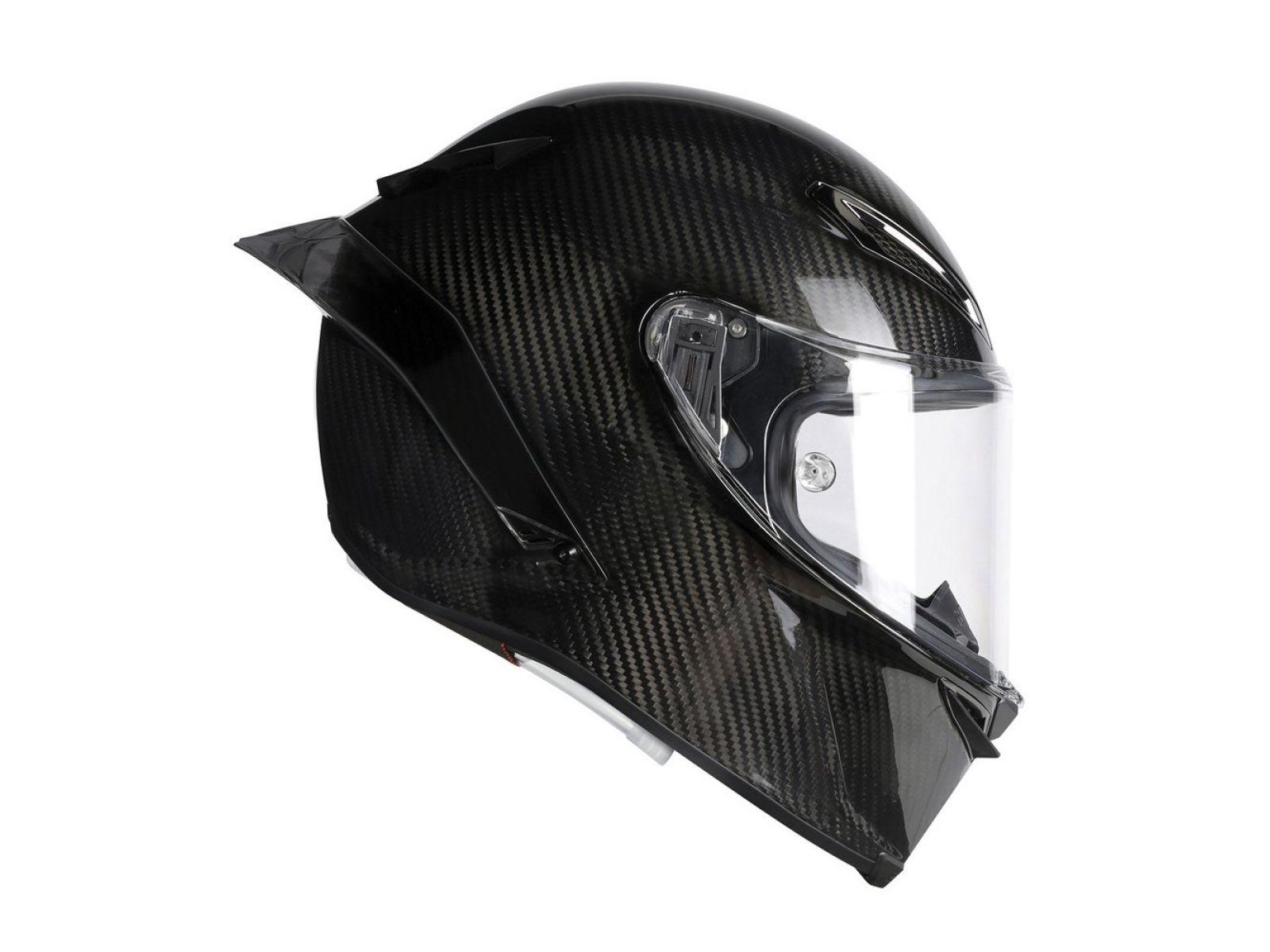 Мотошлем AGV Pista GP R Glossy Carbon