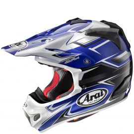 Мотошлем Arai MX-V Sly Blue