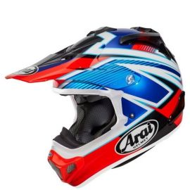 Мотошлем Arai MX-V Day Red
