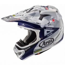 Мотошлем Arai MX-V Navy Blue