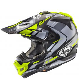 Мотошлем Arai MX-V Bogle Yellow