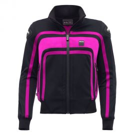 Куртка женская Blauer EASY RIDER WOMAN black-violet