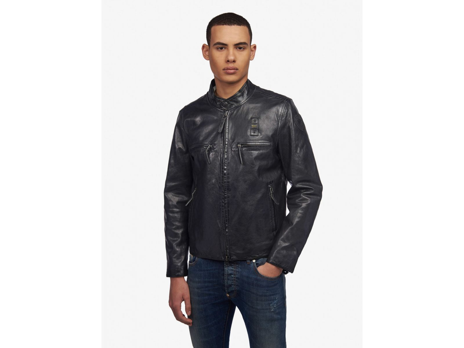 Куртка BLAUER JOHNSON black