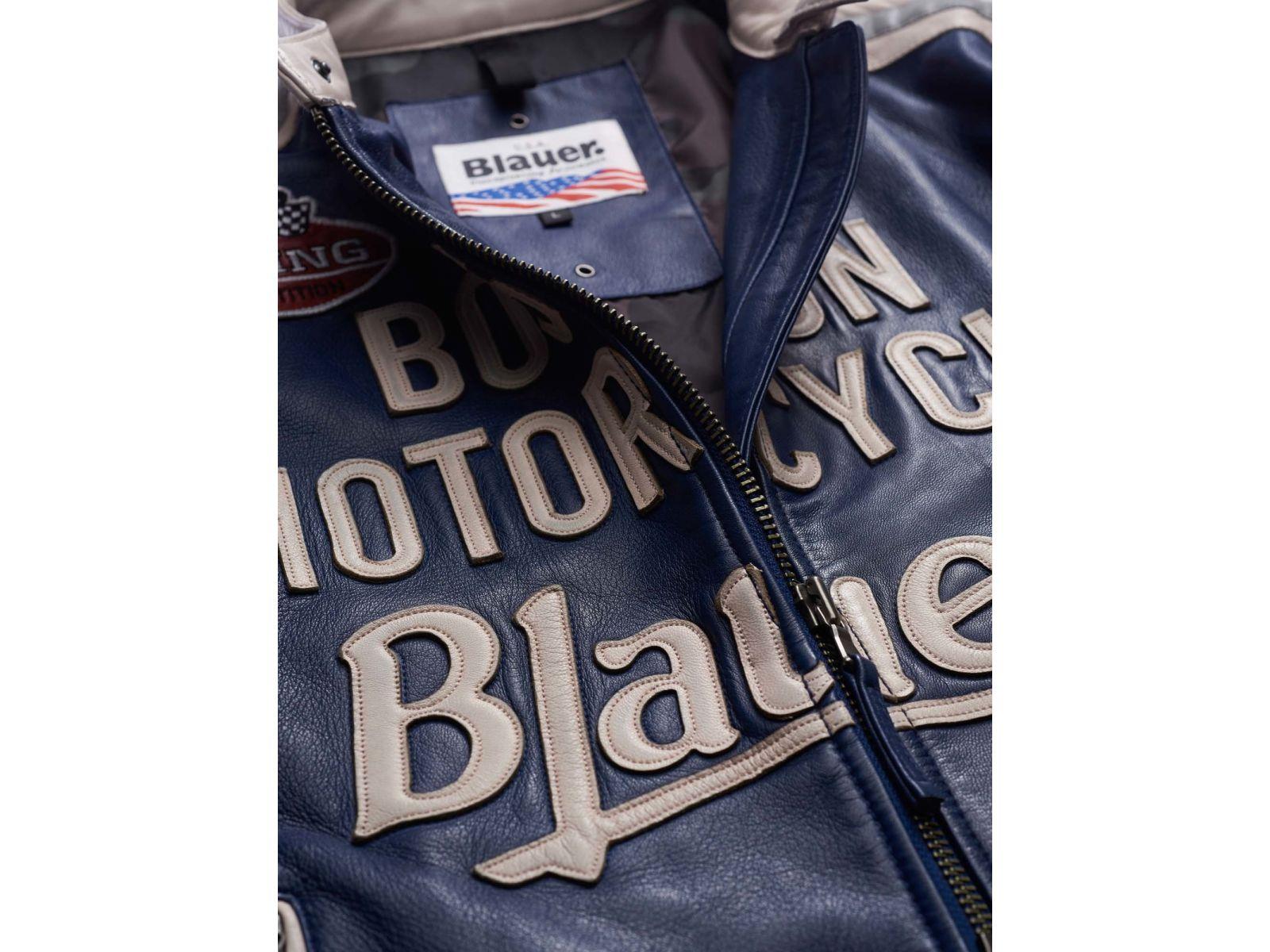 Куртка BLAUER THOMAS blue