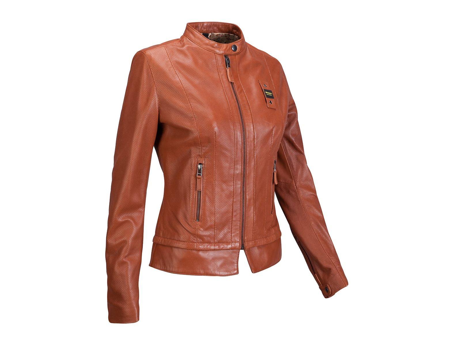 Куртка женская Blauer USA коричневая