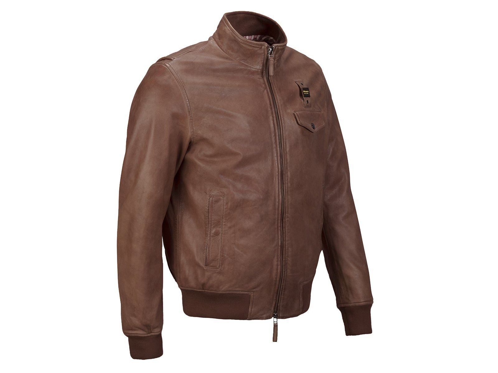 Куртка Blauer USA Коричневая