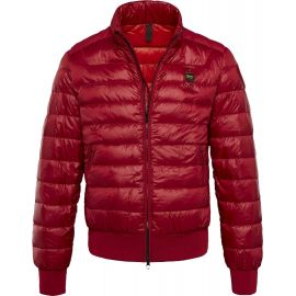 Пуховик Blauer USA Summerlight Glossy Down Jacket красный