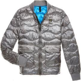 Куртка Blauer Мужская серая