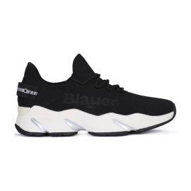 Кроссовки Blauer  MAUI 03 черные