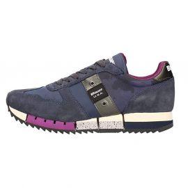 Кроссовки женские Blauer MELROSE LADY 01 темно-синие