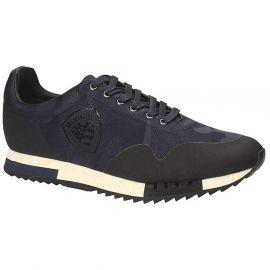 Кроссовки Blauer DETROIT 01 темно-синие