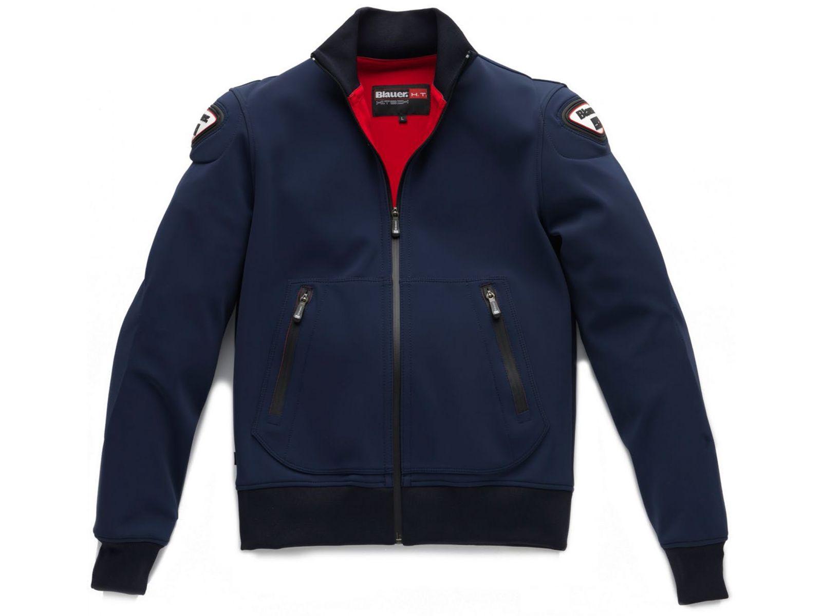 Куртка Blauer H.T. Easy Man 1.0 Blue