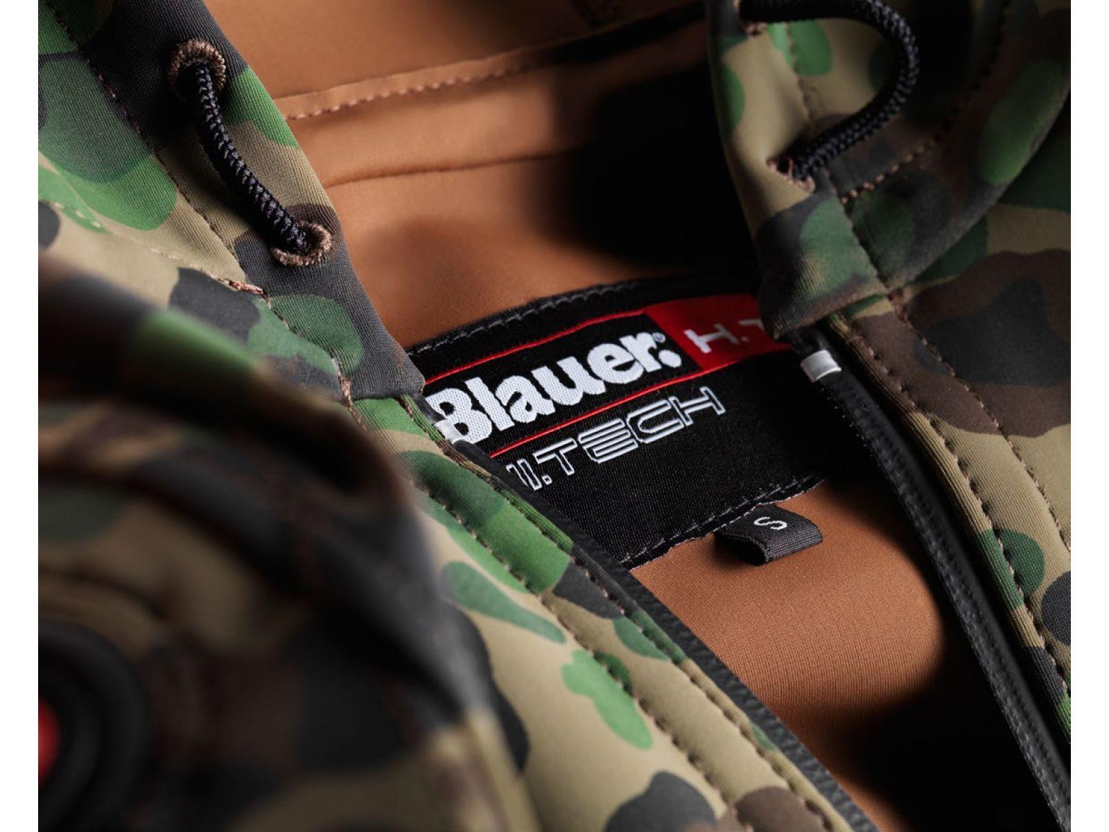 Куртка Blauer H.T. Easy Man 1.0 Camouflage