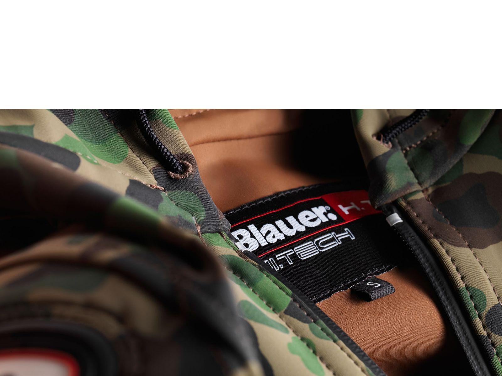 Куртка Blauer H.T. Easy Man 1.1 Camouflage