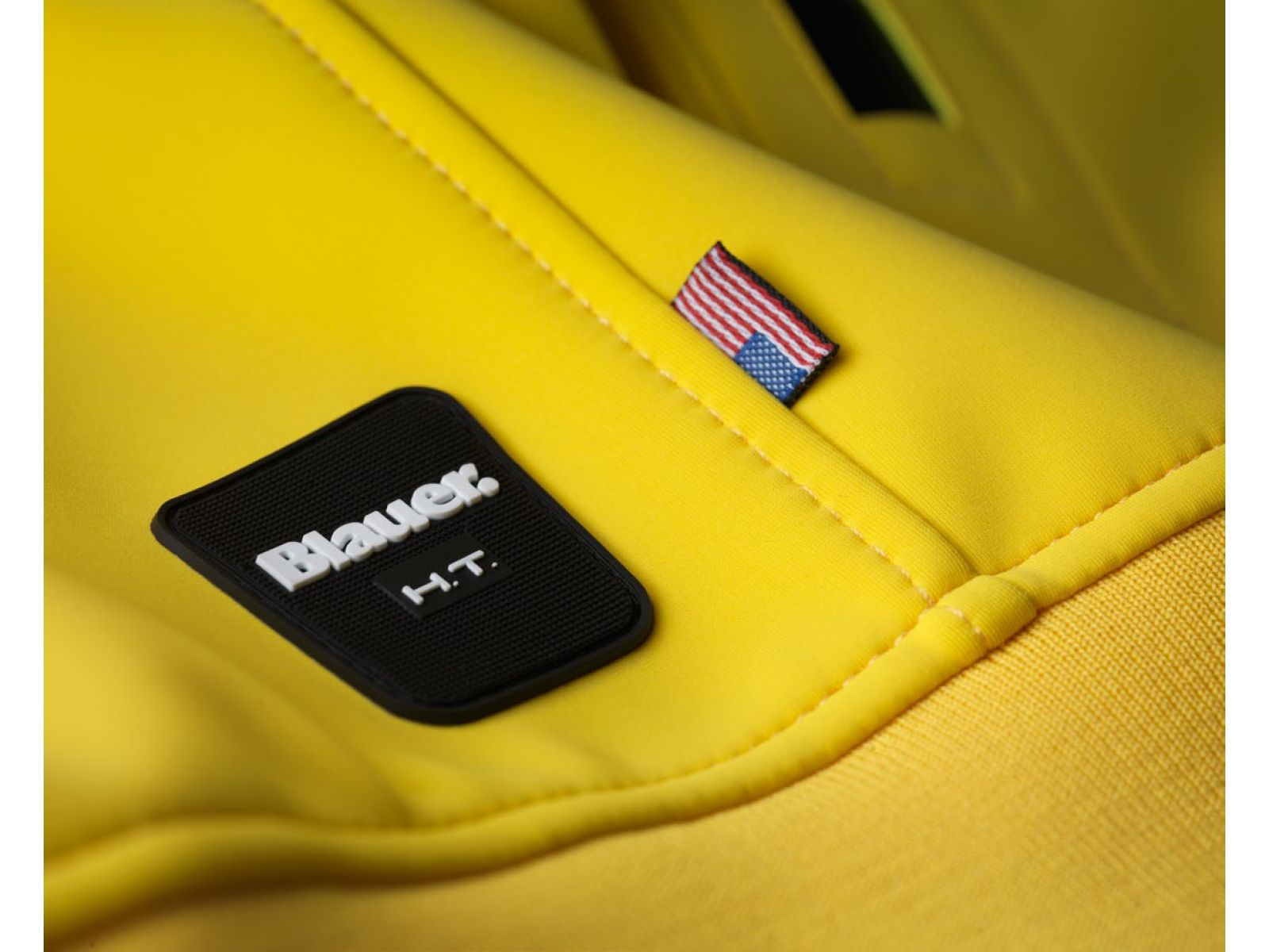 Куртка Blauer H.T. Easy Man 1.1 Yellow