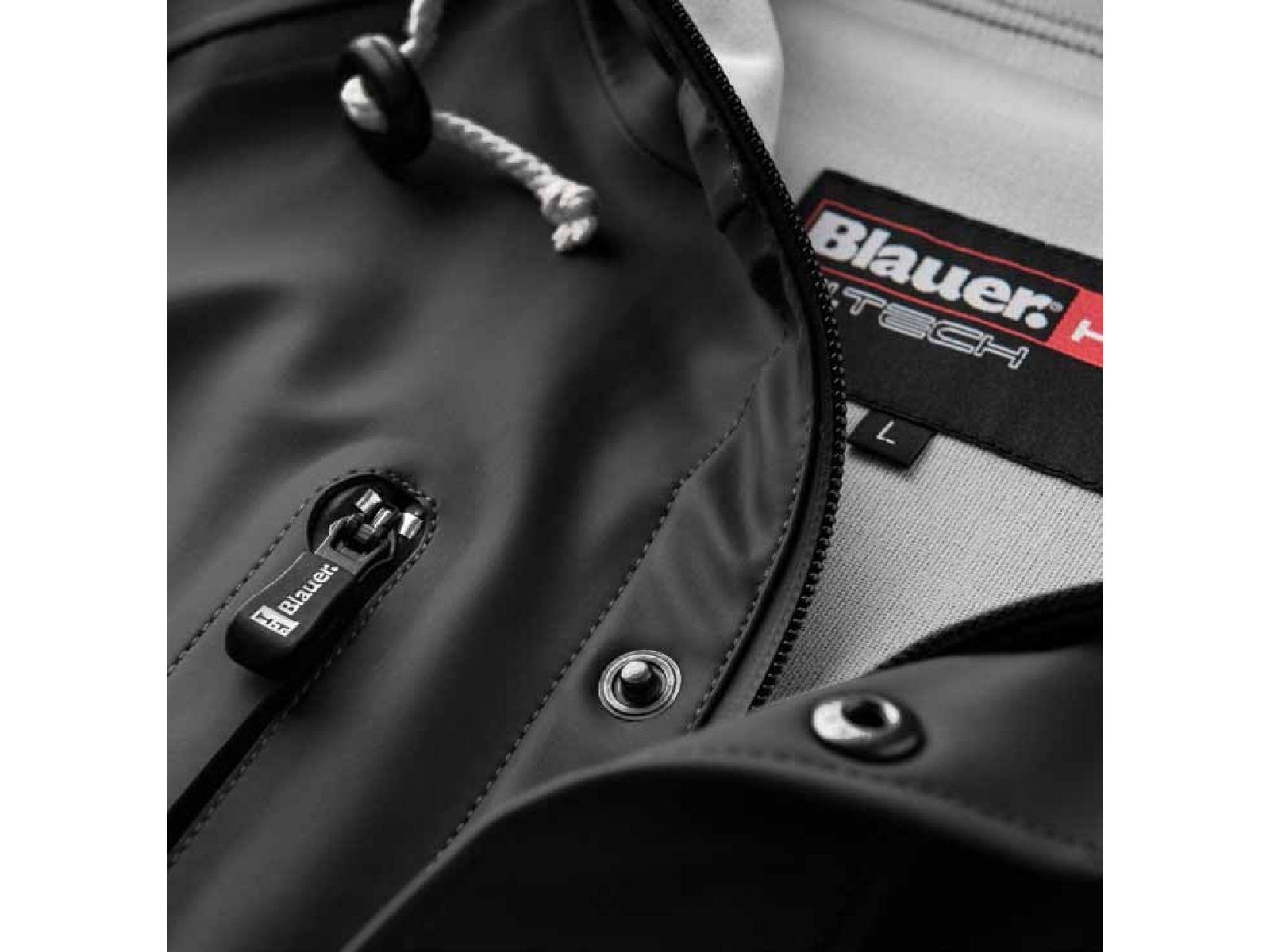 Куртка-дождевик Blauer H.T. Easy Rain Black