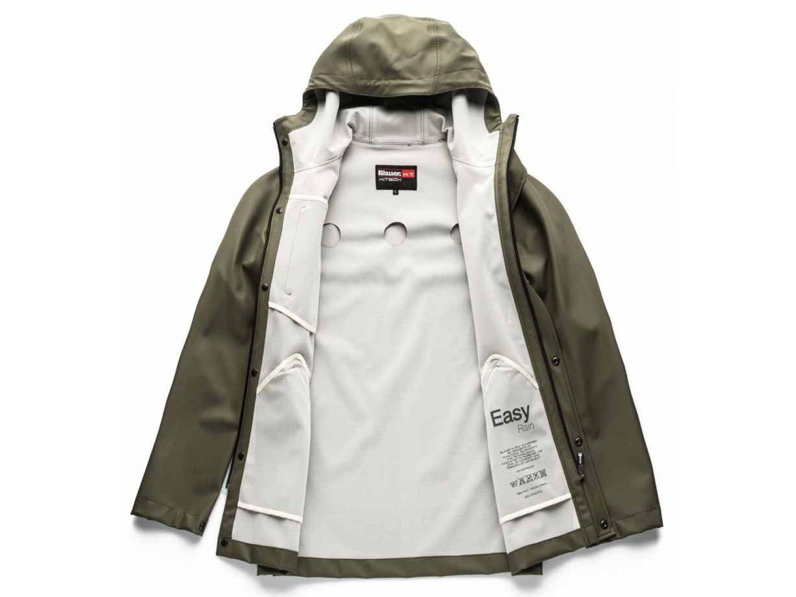 Куртка-дождевик Blauer H.T. Easy Rain Olive Green