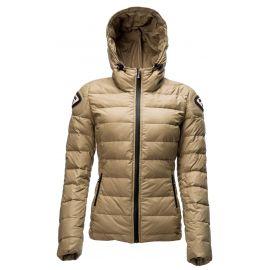 Куртка пуховая женская Blauer H.T. Easy Winter хаки