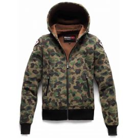 Куртка женская Blauer H.T. Easy Woman 1.1 Camouflage