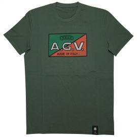 Футболка Dainese AGV 1947 Army