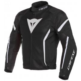 Мотокуртка Dainese Air Crono 2 Tex Black White